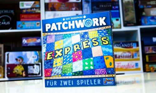 TEST // Patchwork: Express!