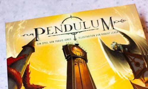 PENDULUM // Bilder der deutschen Version