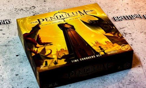 PENDULUM // Bilder der englischen Version