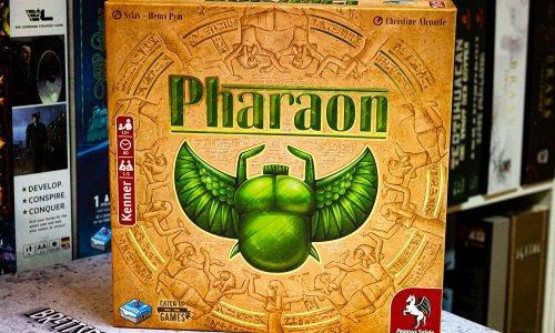TEST // PHARAON
