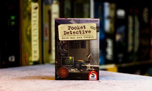 TEST // POCKET DETECTIVE - MORD AUF DEM CAMPUS
