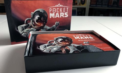 TEST // POCKET MARS