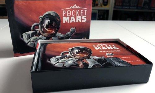 TEST // POCKET MARS