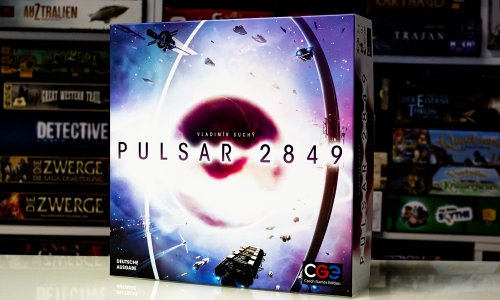 TEST // Pulsar 2849