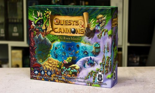 PROTOTYP // QUESTS & CANNONS: THE RISEN ISLANDS