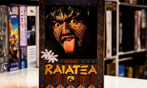 TEST // RAIATEA