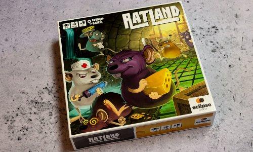 RATLAND // Bilder vom Spiel