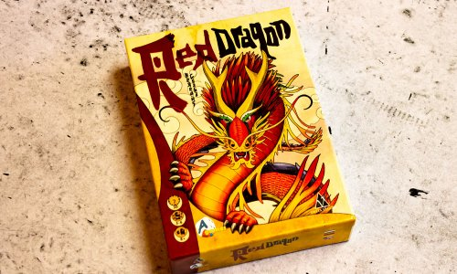 RED DRAGON // Bilder vom Spiel