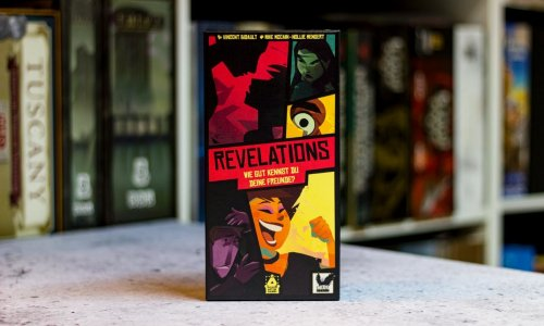 TEST // REVELATIONS