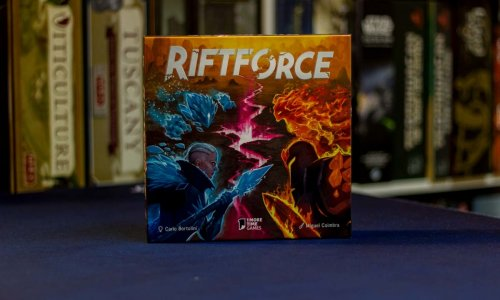 TEST // RIFTFORCE