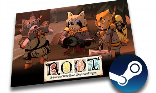 STEAM // ROOT im Early Access gestartet