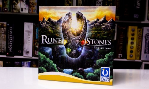 TEST // Rune Stones