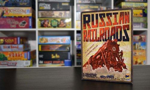 TEST // Russian Railroads