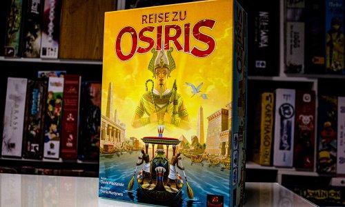 TEST // REISE ZU OSIRIS