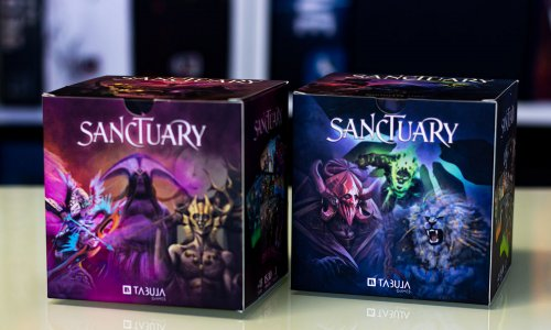 SANCTUARY: THE KEEPERS ERA // Bilder vom Prototyp
