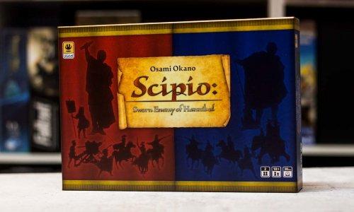 SCIPIO // Neuheit für zwei Spielende