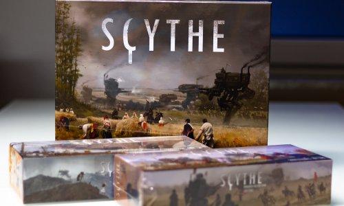 TEST // Scythe
