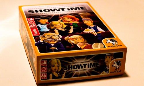 TEST // Showtime