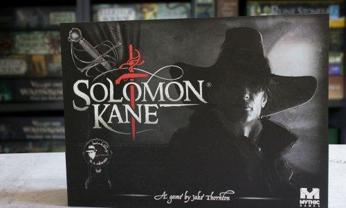 TEST // SOLOMON KANE