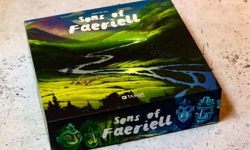 SONS OF FAERIELL // Bilder vom Prototyp