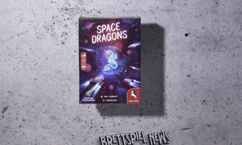 SPACE DRAGONS // Neuheit der EDITION SPIELWIESE