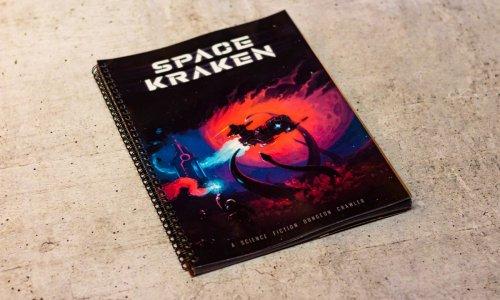 ANGESPIELT // SPACE KRAKEN