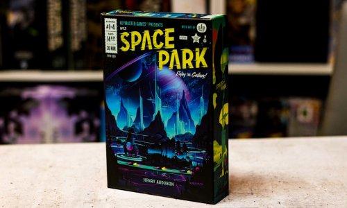 SPACE PARK // Spiel des PARKS Autoren