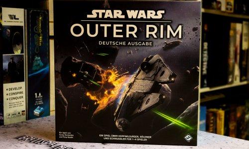 STAR WARS: OUTER RIM // Bilder vom Spiel