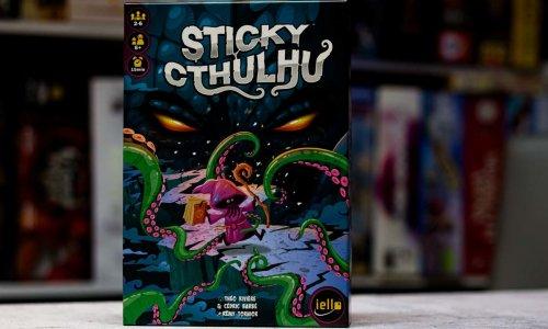 TEST // STICKY CTHULHU