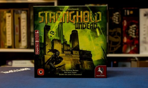 TEST // STRONGHOLD UNDEAD