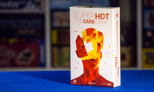 TEST // SUPER HOT THE CARD GAME