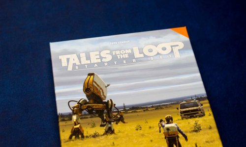 TALES FROM THE LOOP // RPG Starter Set