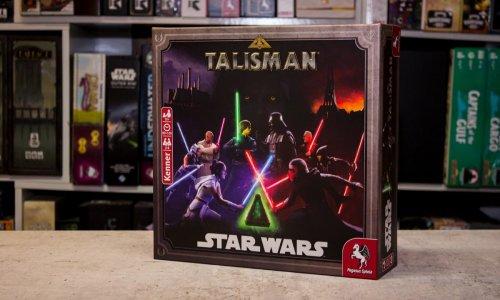 TALISMAN: STAR WARS Edition // ist erschienen