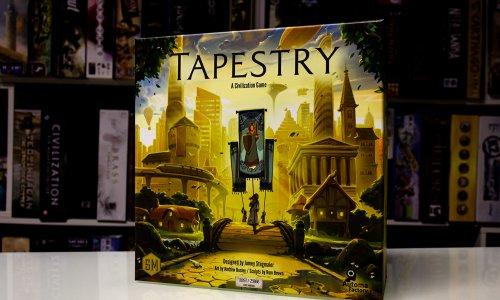 TAPESTRY // Erste Bilder vom Spiel