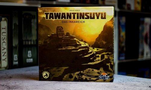 TEST // TAWANTINSUYU – DAS INKAREICH