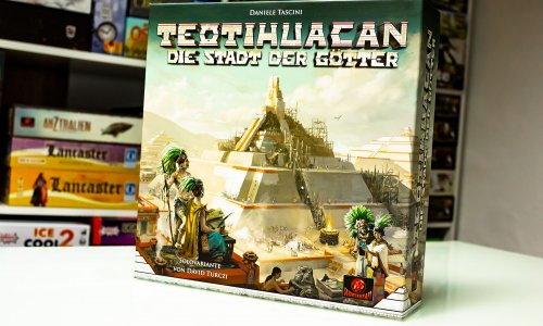 TEST // Teotihuacan
