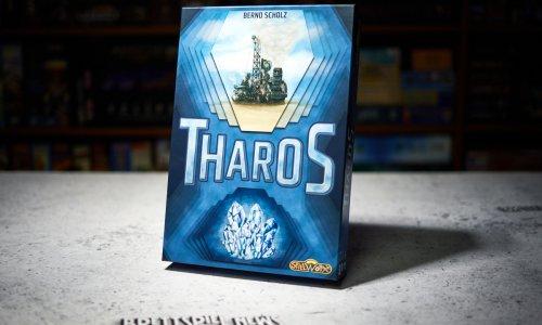 THAROS // SPIELWORXX Neuheit ist erschienen