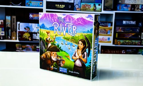 TEST // The River