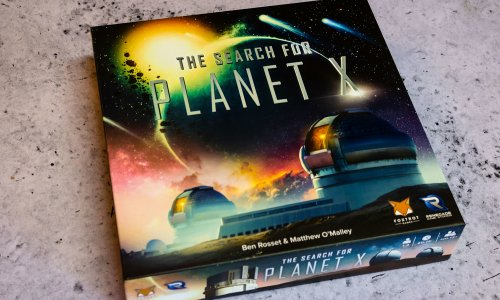 THE SEARCH FOR PLANET X // Bilder vom Spiel