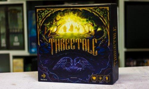 THREETALE // Abenteuerspiel für 3 Spielende
