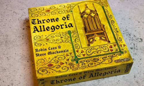 THRONE OF ALLEGORIA // Bilder vom Spiel