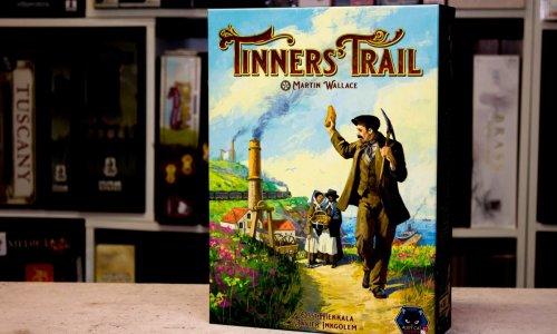 Tinners' Trail   Neuauflage ist erschienen