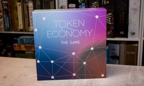 TOKEN ECONOMY // neues Spiel aus der Schweiz