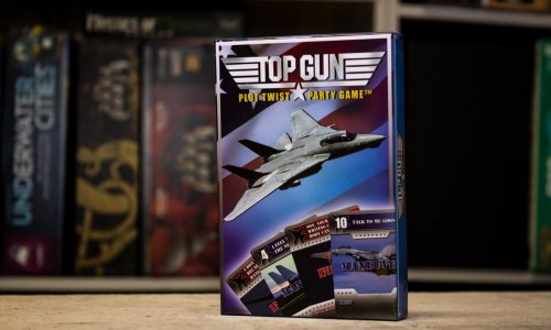 TOP GUN: PLOT TWIST PARTY GAME // ist aktuell wieder verfügbar