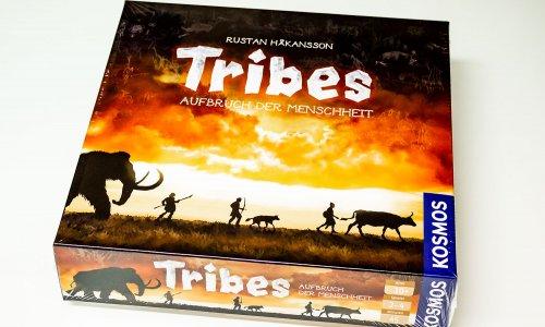 TEST // Tribes - Aufbruch der Menschheit