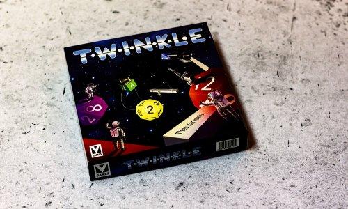 TWINKLE // Prototyp von 2021 Neuheit