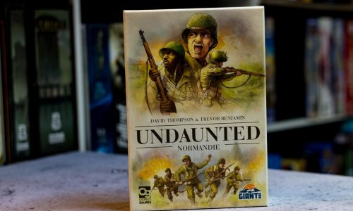 TEST // UNDAUNTED: NORMANDIE