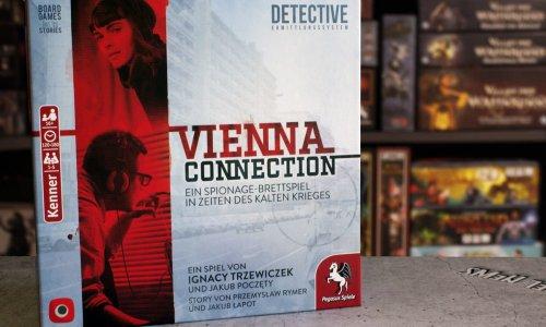 Vienna Connection   deutsche Version ist erschienen