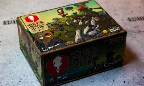 WAR FOR CHICKEN ISLAND // Bilder vom Spiel