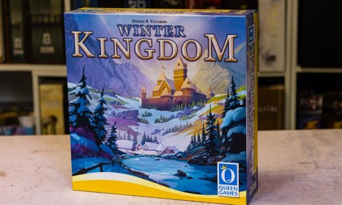Test | Winter Kingdom